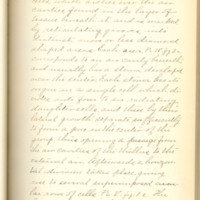 A brief description of nine species of Hepaticae found in the vicinity of Iowa City by Mary F. Linder, 1886, Page 23
