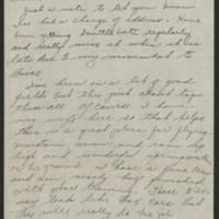 1945-03-10 Lt. Roberrt L. Maron to Dave Elder