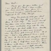1942-09-05 Joseph Evans to John Evans Page 1