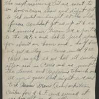 1919-02-22 Harvey Wertz to Mr. L.A. Wertz Page 3
