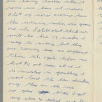 1942-08-20 Lloyd Davis to Laura Davis Page 2