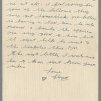 1942-07-09 Lloyd Davis to Laura Davis Page 3