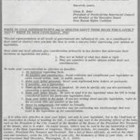 1969-06-12 Newsletter, Fort Madison Branch of the NAACP Page 3