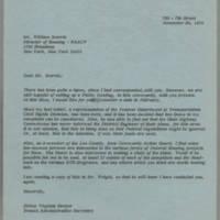 1970-11-24 Miss Virginia Harper to Mr. William Morris