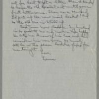 1943-02-17 Laura Davis to Lloyd Davis Page 7