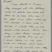 1945-06-19 Lloyd Davis to Laura Davis Page 1