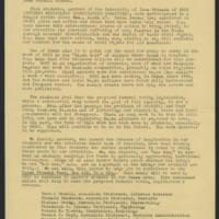 1965-03-23 SNCC Hunger Strike details