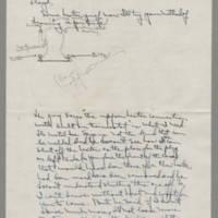 1941-11-05 Laura Davis to Lloyd Davis Page 1