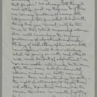 1943-03-03 Laura Davis to Lloyd Davis Page 4