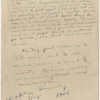 1919-10-17 Robert M. Browning to Dr. Mabel C. Williams Page 2