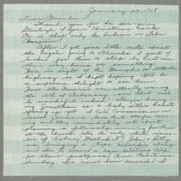 1968-01-29 Letter from May Tangen Page 1