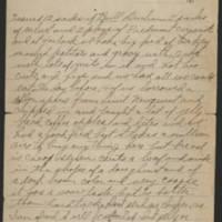 1917-12-27 Harvey Wertz to Mrs. L.A. Wertz Page 2