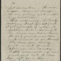 1918-06-23 Thomas Messenger to Mr. & Mrs. N.H. Messenger Page 3