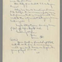 1941-11-27 Laura Davis to Lloyd Davis Page 2