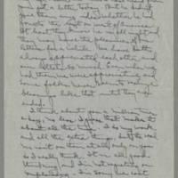 1943-03-09 Laura Davis to Lloyd Davis Page 2