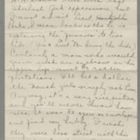 1918-07-13 Daphne Reynolds to Conger Reynolds Page 2