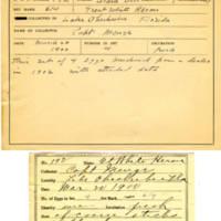 Thomas Wilmer Dewing, egg card # 137