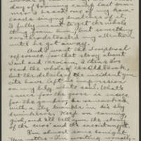1917-10-16 Conger Reynolds to Emily Goodenough Page 2