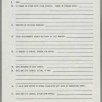 1982-10-23 Application Form for Use of Streets and Public Grounds For Parades and Other Events Page 5