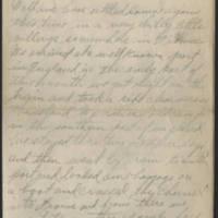 1917-12-18 Harvey Wertz to Mr. L.A. Wertz Page 1