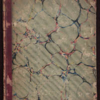 Dr. J. C. Smith family household and medical book, 1840-1860