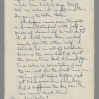 1942-07-04 -- 1942-07-10 Laura Davis to Lloyd Davis Page 17