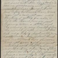 1917-09-25 Harvey Wertz to Mr. L.A. Wertz Page 4