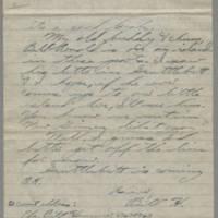 1945-02-12 Bill Hammer to Dave Elder Page 3
