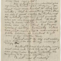 1917-10-17 Robert M. Browning to Mavel C. Williams Page 3
