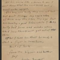 1945-04-03 Cpl. Jack D. Longer to Dave Elder Page 2