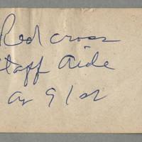 1945-07-22 Helen Ciancimino to Helen Fox Page 2