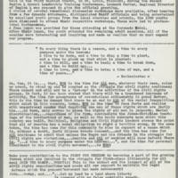1964-05-07 NAACP Newsletter, Fort Madison Branch, Page 3