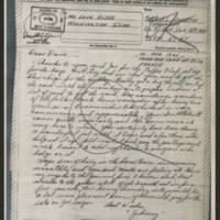 1945-03-15 Sgt. H.L. Johnson to Dave Elder