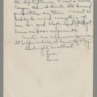 1942-02-09 Laura Davis to Lloyd Davis Page 4