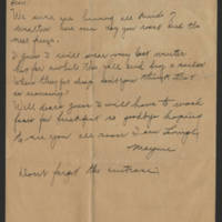 Undated 1917 letter Page 4