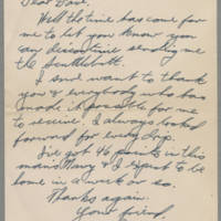 1945-09-25 Ted Morgan to Dave Elder