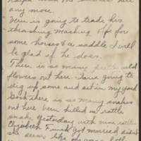 1918-06-02 Letter from Edna to Aunt Lib Page 3