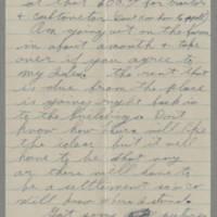 1942-09-24 George Davis to Lloyd Davis Page 4
