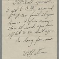 1942-12-31 Joanie to Laura Frances Davis Page 2