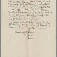 1941-12-17 Laura Davis to Lloyd Davis Page 2