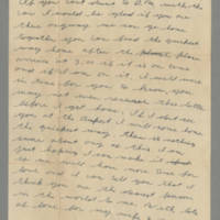 1942-11-28 Lloyd Davis to Laura Davis Page 2