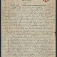 1918-04-25 Harvey Wertz to Mrs. L.A. Wertz Page 3