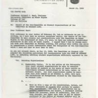 1963-03-13 M.L. Huit to Professor Willard Boyd  Page 1