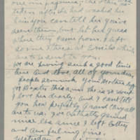1918-08-31 Emily Reynolds to Conger Reynolds Page 2