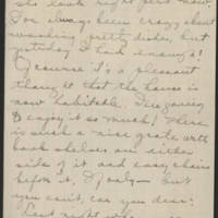 1918-09-17 Daphne Reynolds to Conger Reynolds Page 4