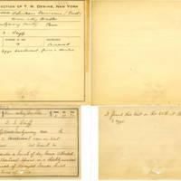 Thomas Wilmer Dewing, egg card # 770u