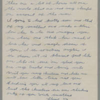 1942-12-24 Lloyd Davis to Laura Davis Page 2