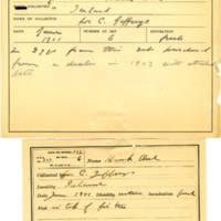 Thomas Wilmer Dewing, egg card # 260