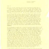 Nile Kinnick correspondence, January-May 1942