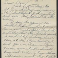 1945-05-16 Eddie Prebyl to Dave Elder Page 1